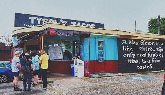 Tyson's Tacos Austin