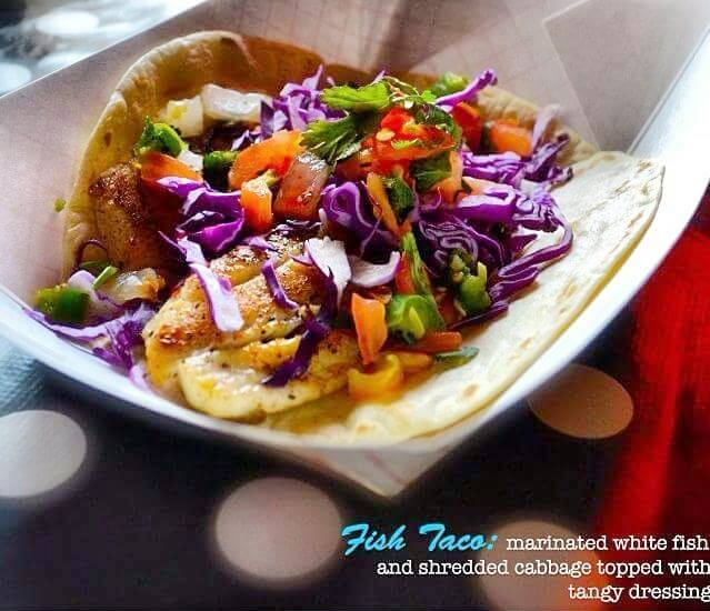 Fish Taco Maria