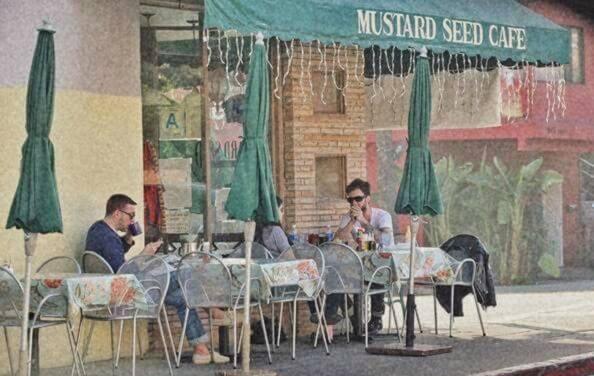 Los Feliz Mustard Seed Cafe