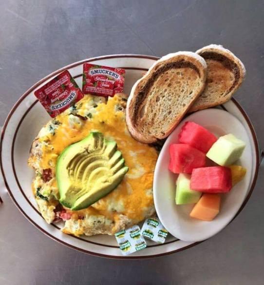 Mustard Seed Cafe Breakfast