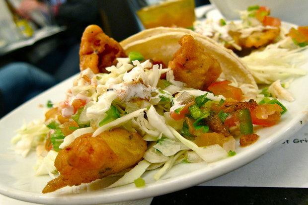 Los Feliz Best Fish Tacos